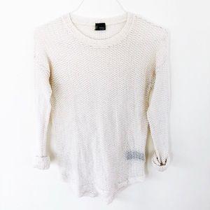 UO Sparkle & Fade Sweater